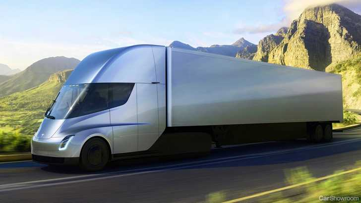 43 Concept of 2020 Tesla Semi New Review for 2020 Tesla Semi