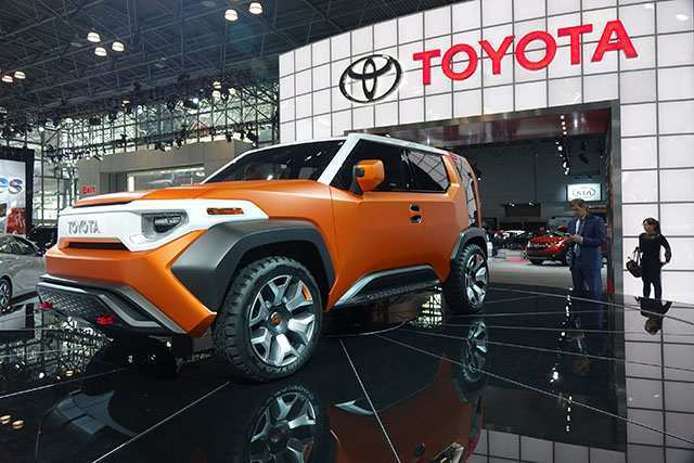 43 Concept of 2020 Toyota Fj Review with 2020 Toyota Fj