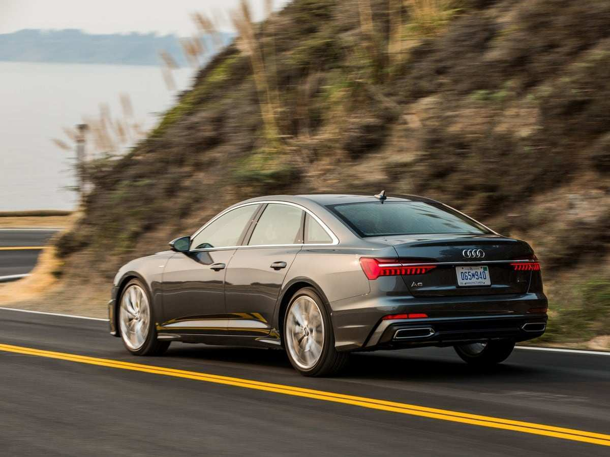 43 Concept of Audi A6 2019 First Drive with Audi A6 2019