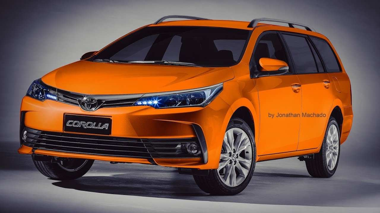 43 Concept of Toyota Fielder 2020 Style for Toyota Fielder 2020