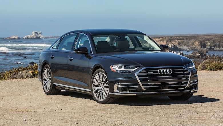 43 Gallery of 2019 Audi A8 L Redesign with 2019 Audi A8 L