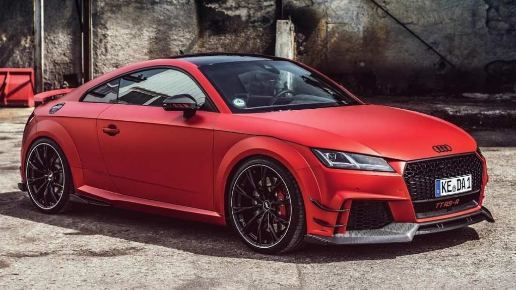 43 Gallery of 2019 Audi Tt Specs Performance by 2019 Audi Tt Specs
