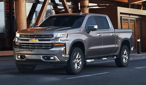 43 Gallery of 2019 Chevrolet 1500 New Review for 2019 Chevrolet 1500