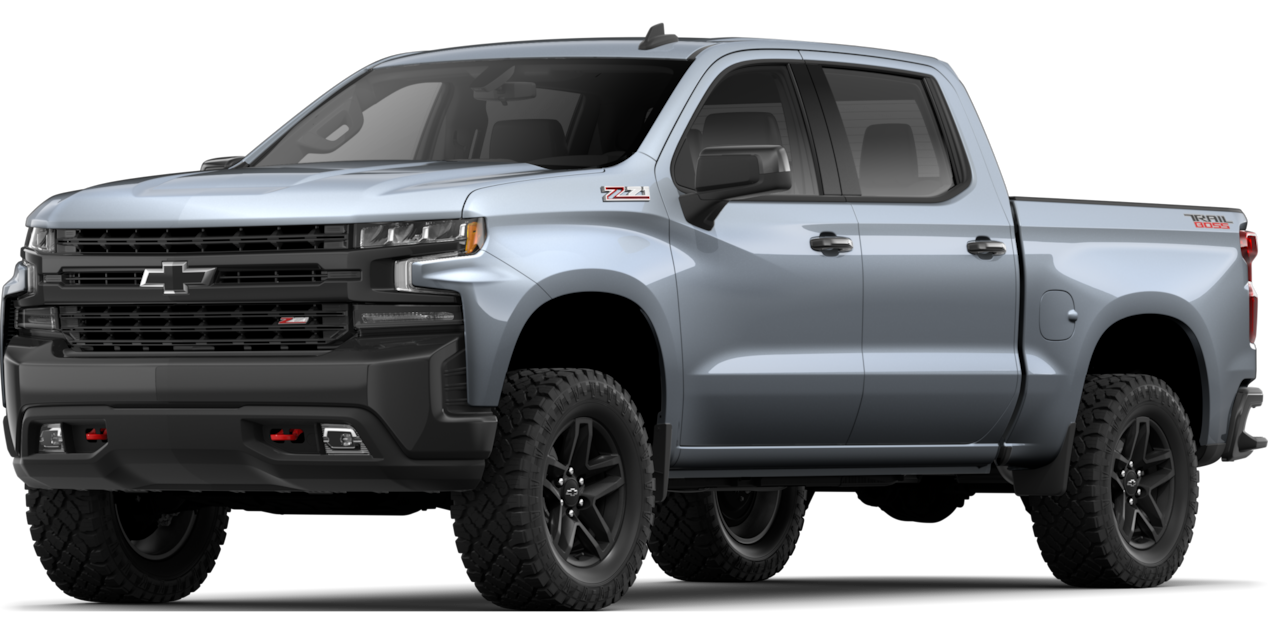 43 Gallery of 2019 Chevrolet 1500 Performance with 2019 Chevrolet 1500