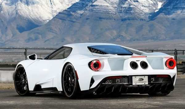 43 Gallery of 2019 Ford Gt Specs Model by 2019 Ford Gt Specs