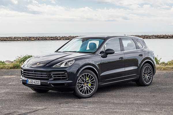 43 Gallery of 2019 Porsche Truck Images with 2019 Porsche Truck