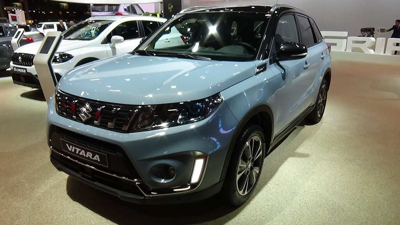 43 Gallery of 2019 Suzuki Vitara Pictures for 2019 Suzuki Vitara