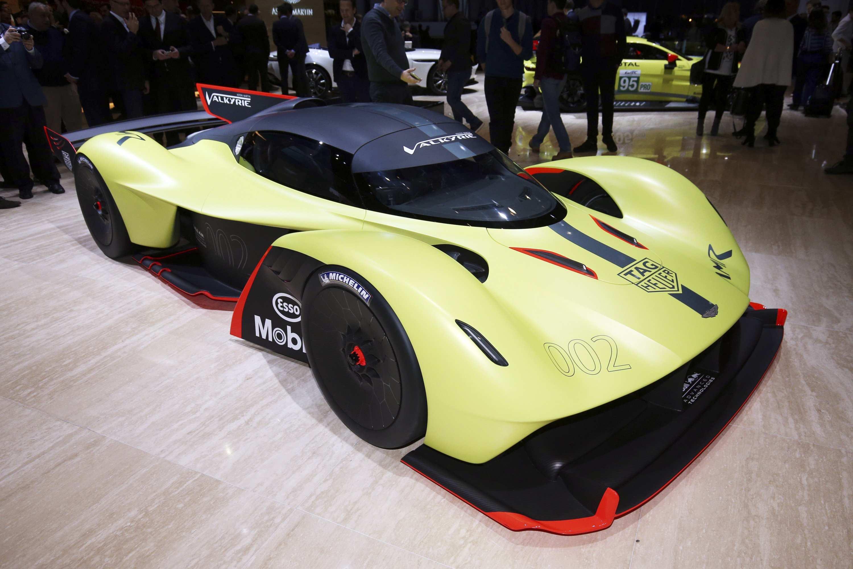 43 Gallery of 2020 Aston Martin Valkyrie Spy Shoot with 2020 Aston Martin Valkyrie