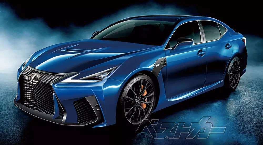 43 Gallery of 2020 Lexus Isf Redesign and Concept with 2020 Lexus Isf