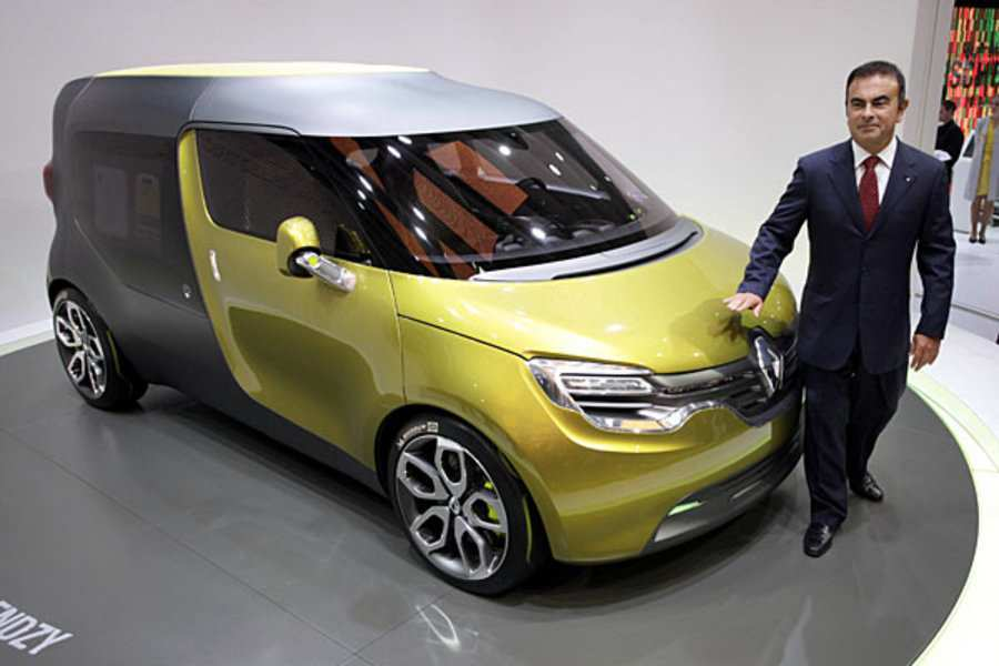 43 Gallery of Renault Electric 2020 Specs and Review for Renault Electric 2020