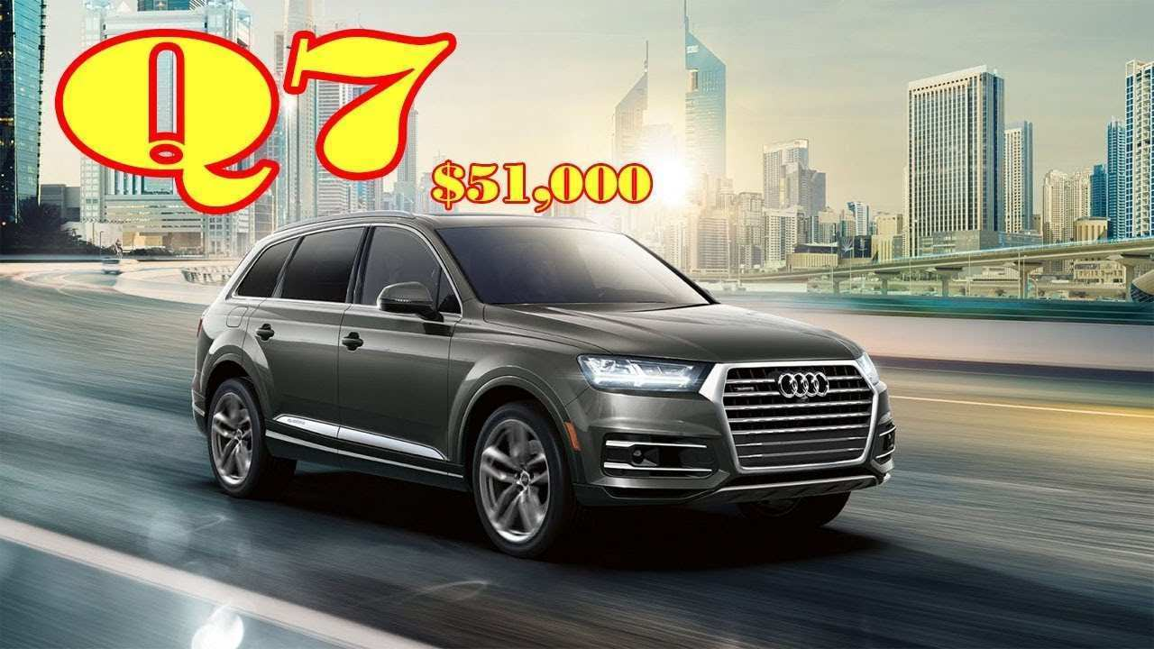 43 Great 2019 Audi Q7 Tdi Usa Ratings with 2019 Audi Q7 Tdi Usa