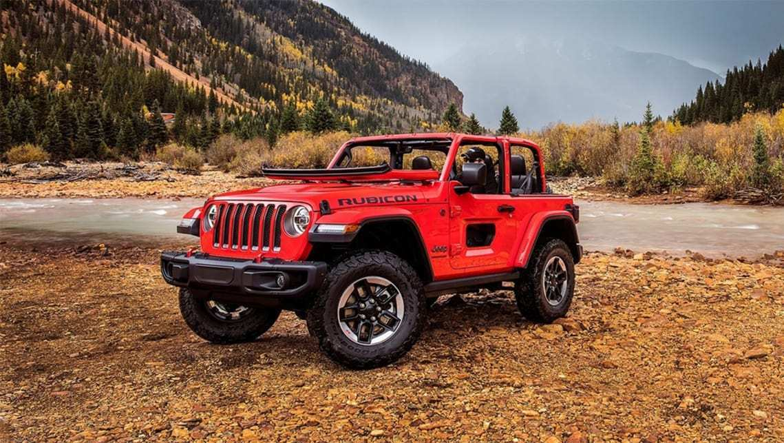 43 Great 2019 Jeep Jl Release Date Spy Shoot with 2019 Jeep Jl Release Date