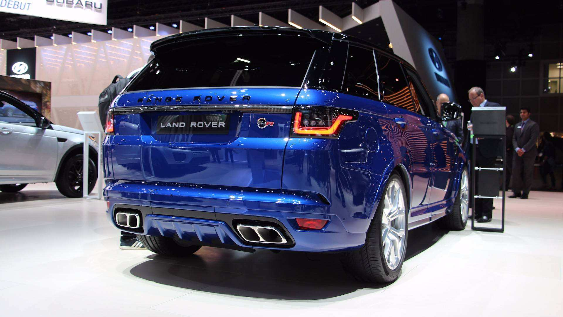 43 Great 2019 Land Rover Svr Configurations for 2019 Land Rover Svr
