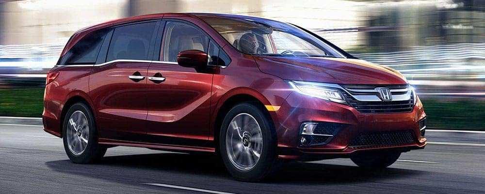 43 Great 2019 Toyota Odyssey Prices with 2019 Toyota Odyssey