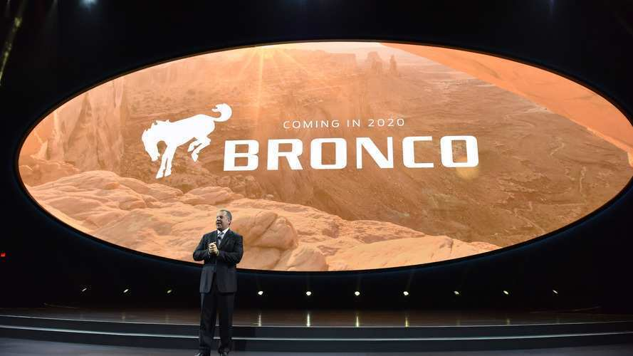 43 Great 2020 Ford Bronco Usa New Concept by 2020 Ford Bronco Usa