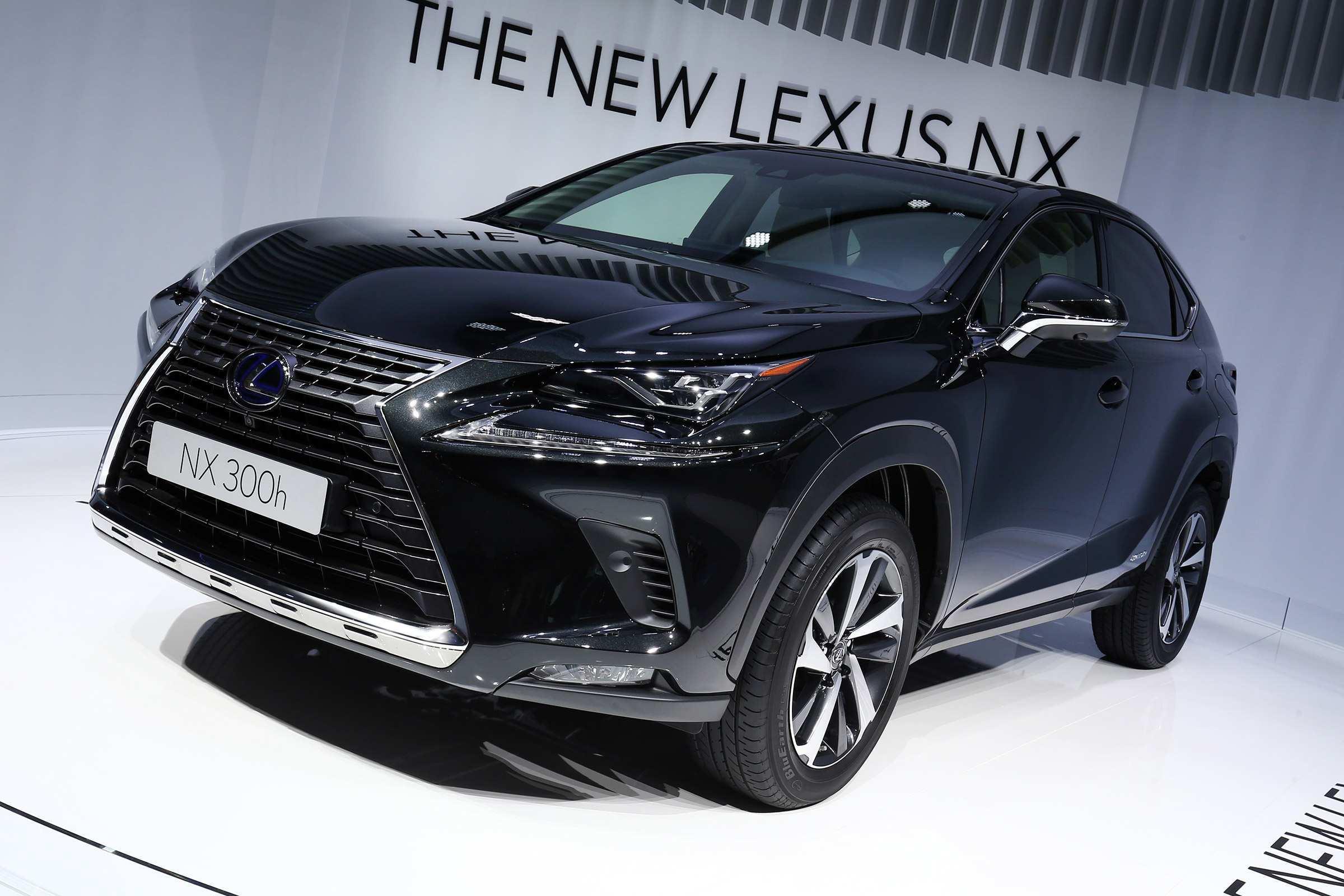 43 Great Nowy Lexus Nx 2019 Release for Nowy Lexus Nx 2019