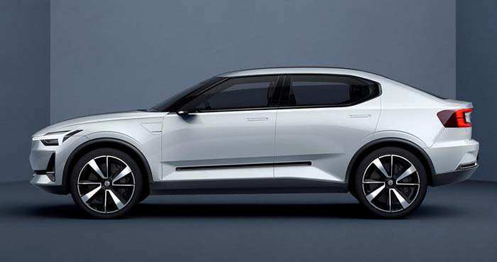 43 Great Volvo 2019 Coches Electricos Concept with Volvo 2019 Coches Electricos
