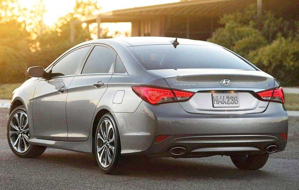 43 New 2019 Hyundai Sonata Review Spesification with 2019 Hyundai Sonata Review