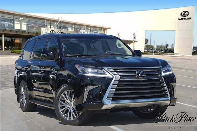 43 New 2019 Lexus Lx Interior for 2019 Lexus Lx