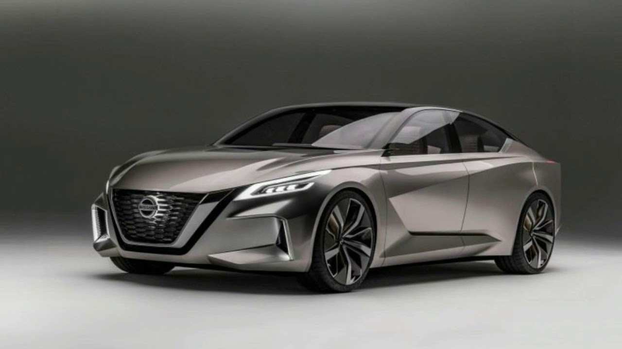 43 New 2019 Nissan Altima Concept Spy Shoot for 2019 Nissan Altima Concept