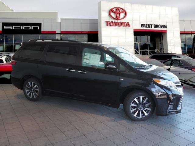43 New 2019 Toyota Sienna Redesign and Concept by 2019 Toyota Sienna