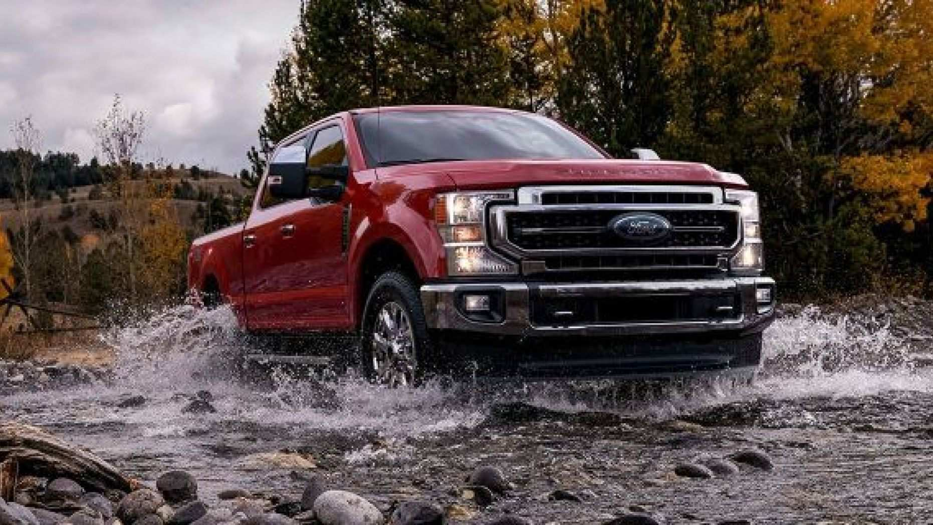 43 New 2020 Ford Diesel Engine with 2020 Ford Diesel