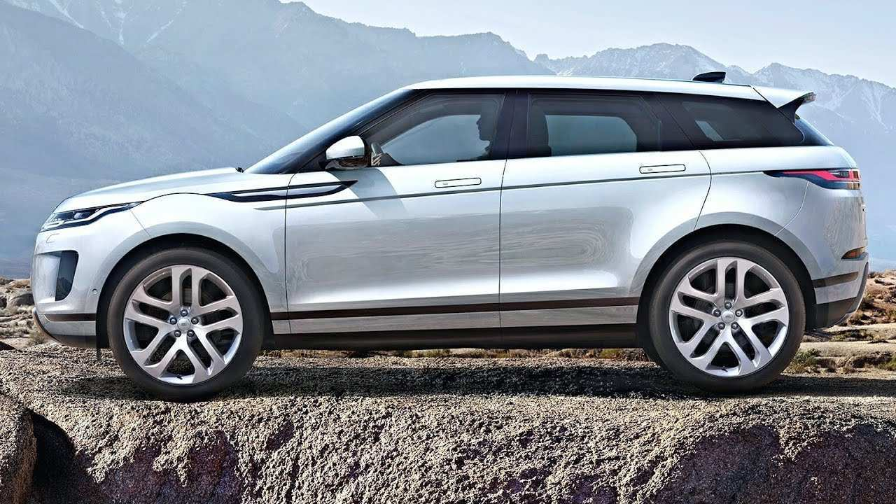 43 New New Land Rover Evoque 2019 Overview by New Land Rover Evoque 2019
