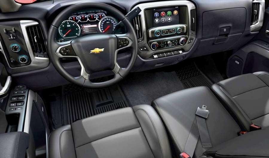 43 The 2019 Chevrolet Silverado Aluminum Concept by 2019 Chevrolet Silverado Aluminum