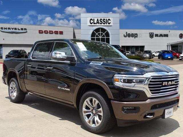 43 The 2019 Dodge 1500 Longhorn Release Date by 2019 Dodge 1500 Longhorn
