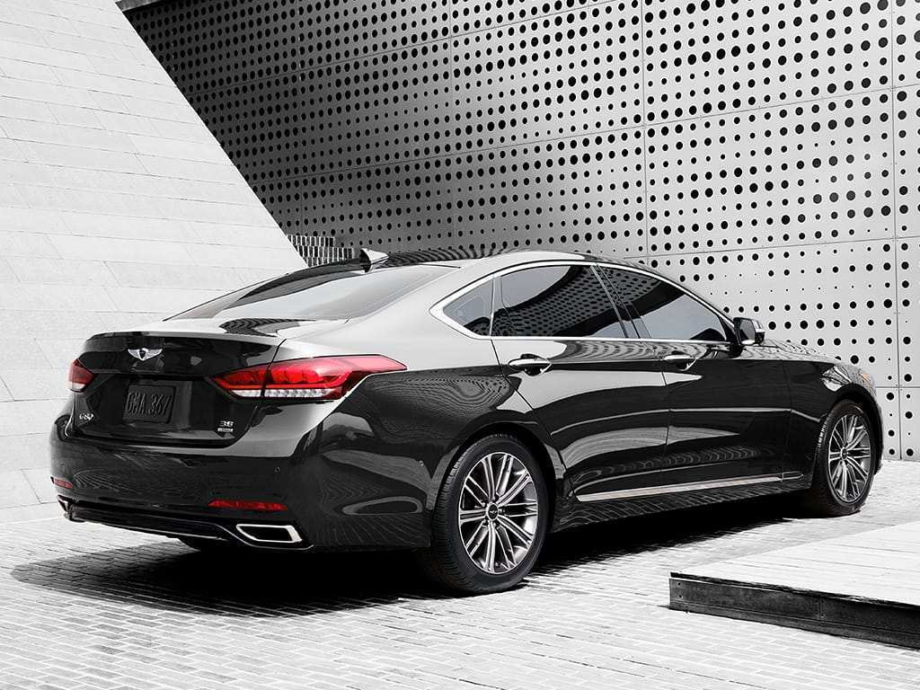 43 The 2019 Genesis G80 Exterior and Interior for 2019 Genesis G80