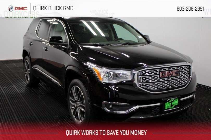 43 The 2019 Gmc Acadia Sport Price and Review by 2019 Gmc Acadia Sport
