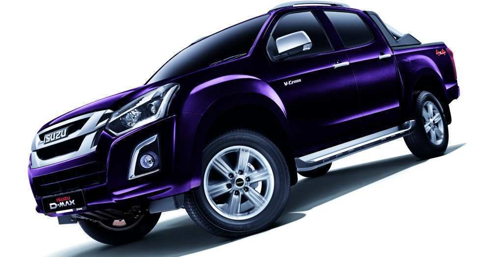 43 The 2019 Isuzu Pickup Truck Engine for 2019 Isuzu Pickup Truck