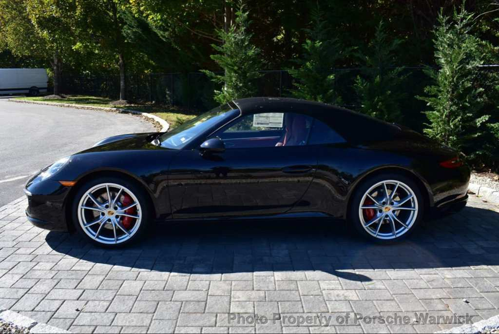 43 The 2019 New Porsche 911 Spesification for 2019 New Porsche 911
