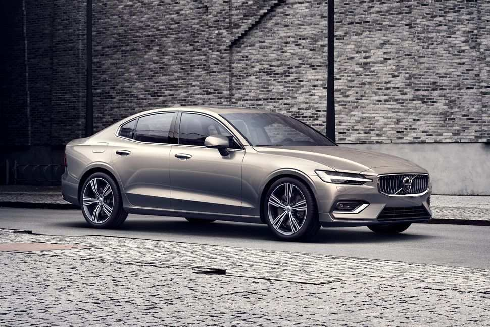 43 The 2019 Volvo S60 Spesification with 2019 Volvo S60