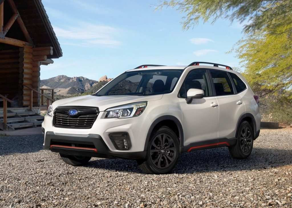 43 The 2020 Subaru Forester Hybrid Ratings by 2020 Subaru Forester Hybrid