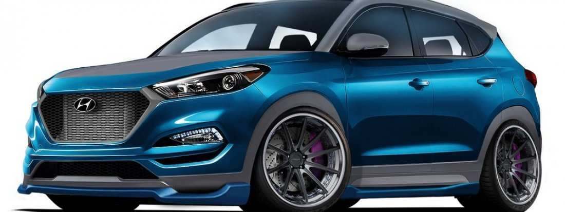 43 The Hyundai Tucson 2019 Facelift Style by Hyundai Tucson 2019 Facelift