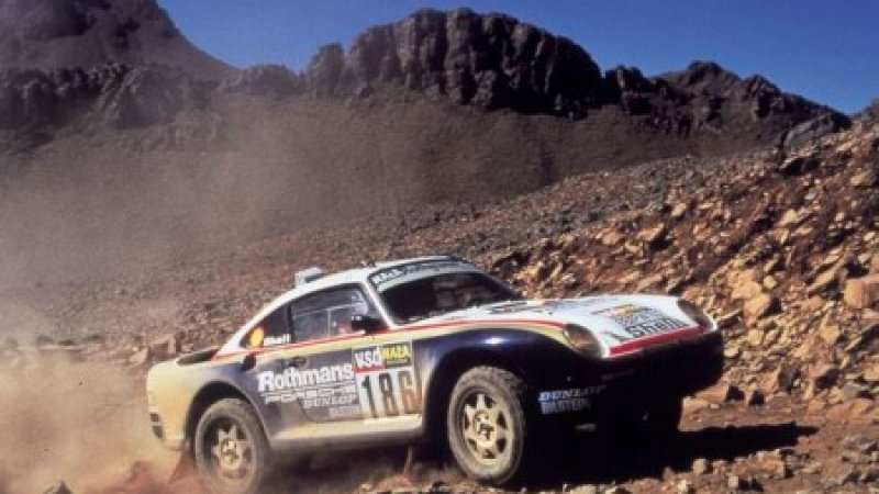 43 The Porsche Dakar 2020 Performance and New Engine for Porsche Dakar 2020