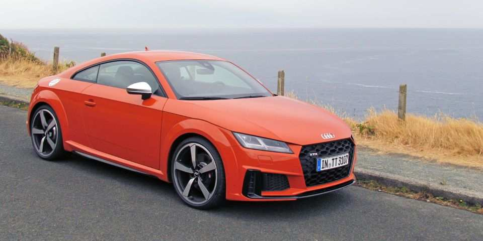 44 All New 2019 Audi Tt Rs Release by 2019 Audi Tt Rs