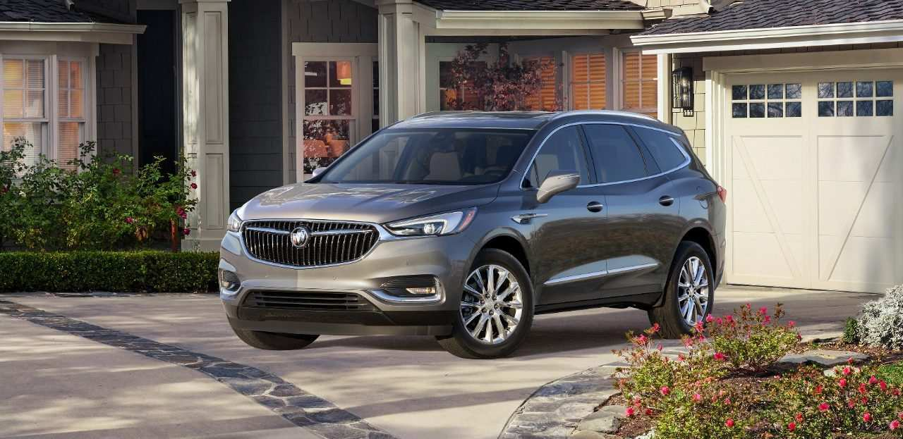44 All New 2019 Buick Enclave Overview with 2019 Buick Enclave