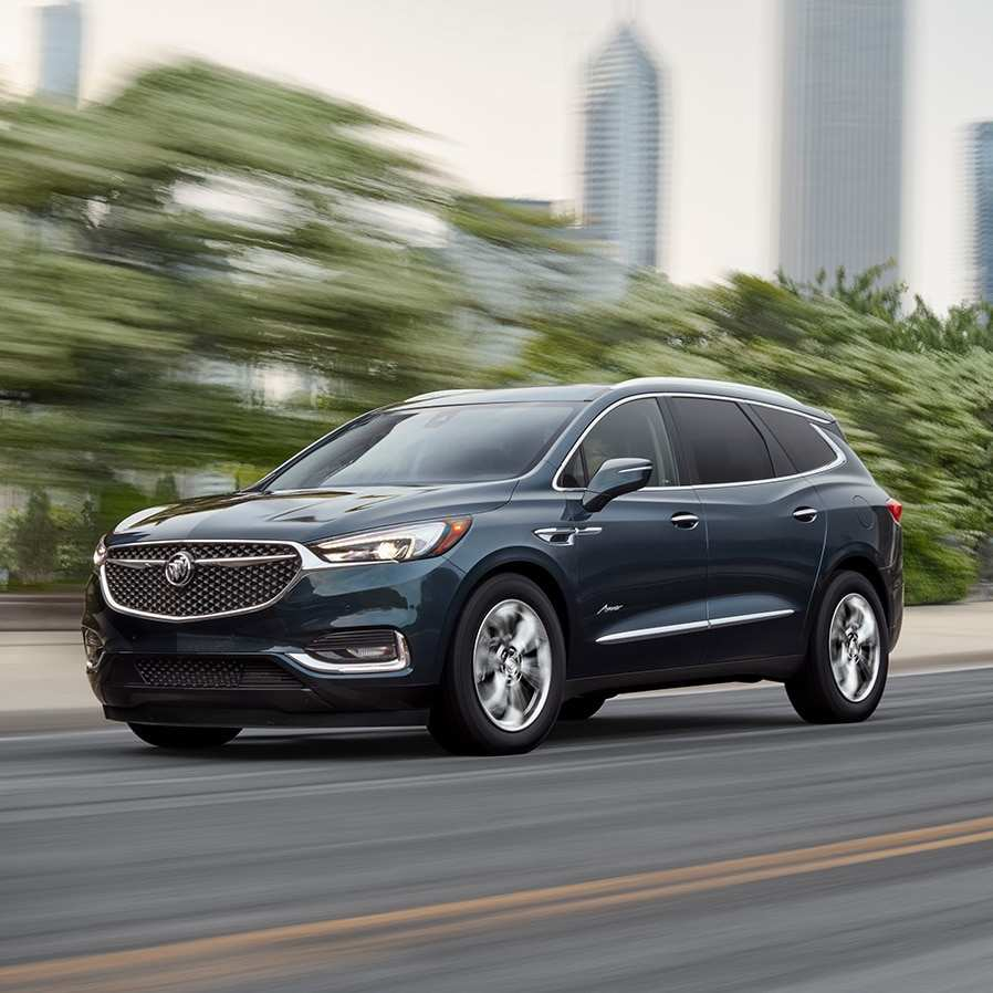 44 All New 2019 Buick Enclave Pictures by 2019 Buick Enclave