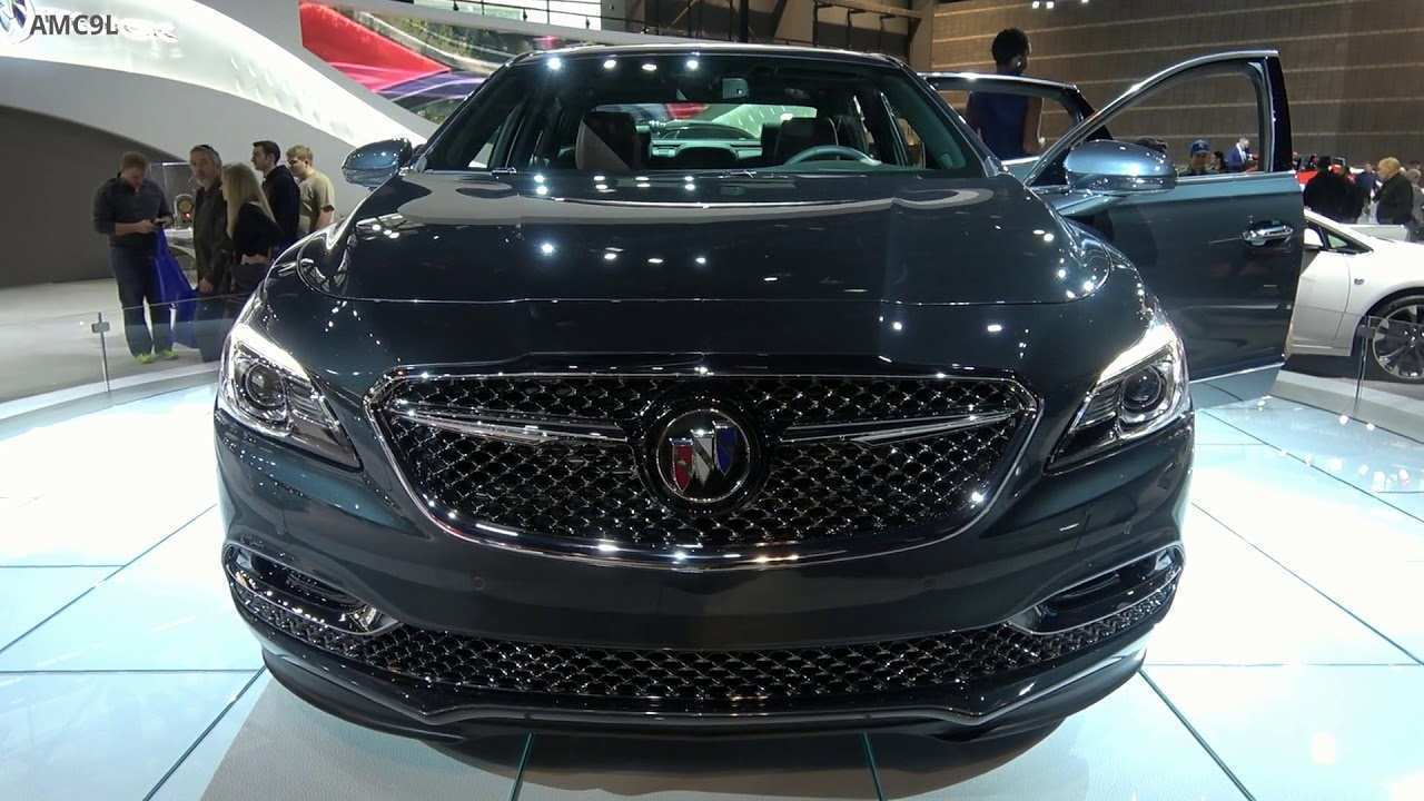 44 All New 2019 Buick Sports Car Model by 2019 Buick Sports Car