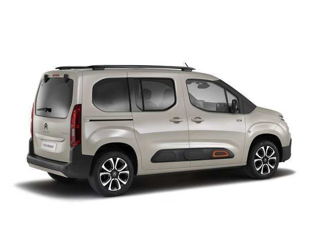 44 All New 2019 Citroen Berlingo Release with 2019 Citroen Berlingo