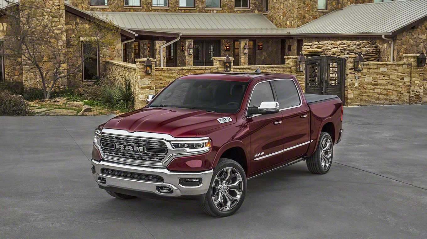 44 All New 2019 Dodge Ram Pick Up Overview by 2019 Dodge Ram Pick Up