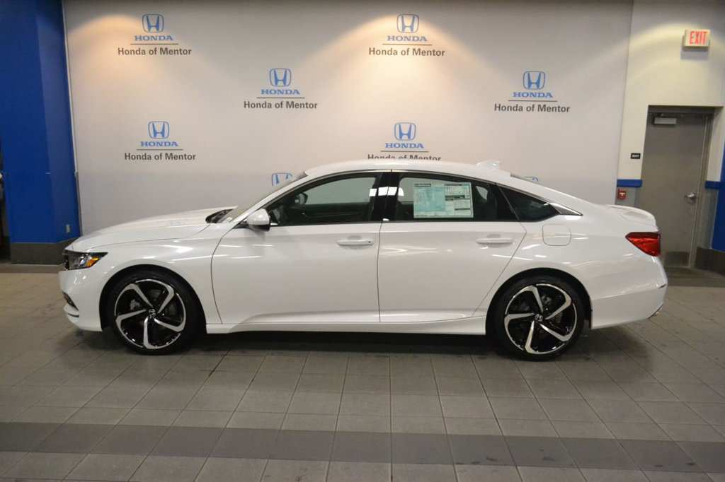 44 All New 2019 Honda Accord Sport Research New for 2019 Honda Accord Sport