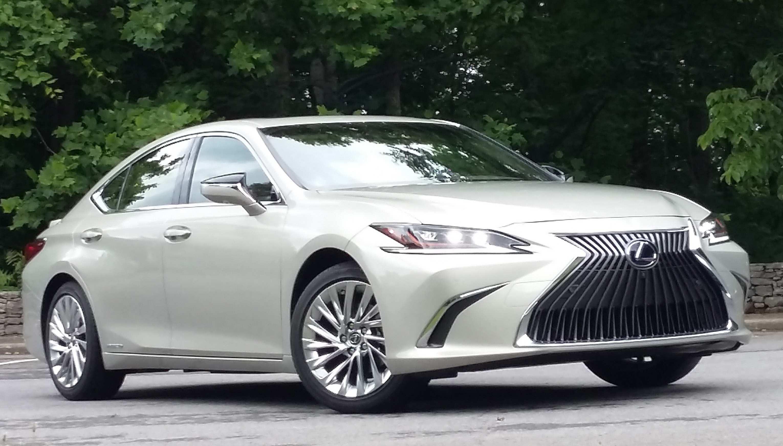 44 All New 2019 Lexus Es Hybrid History by 2019 Lexus Es Hybrid