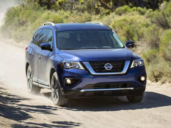 44 All New 2019 Nissan Pathfinder Spy Shots History with 2019 Nissan Pathfinder Spy Shots