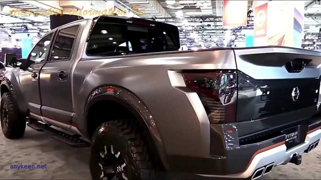 44 All New 2019 Nissan Titan Nismo Ratings by 2019 Nissan Titan Nismo