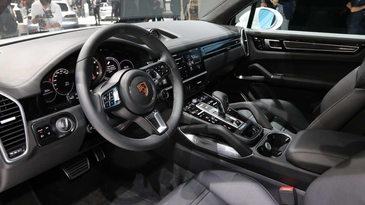 44 All New 2019 Porsche 911 Interior New Concept by 2019 Porsche 911 Interior