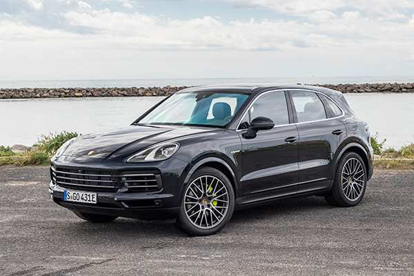 44 All New 2019 Porsche Cayenne Turbo Review Rumors for 2019 Porsche Cayenne Turbo Review