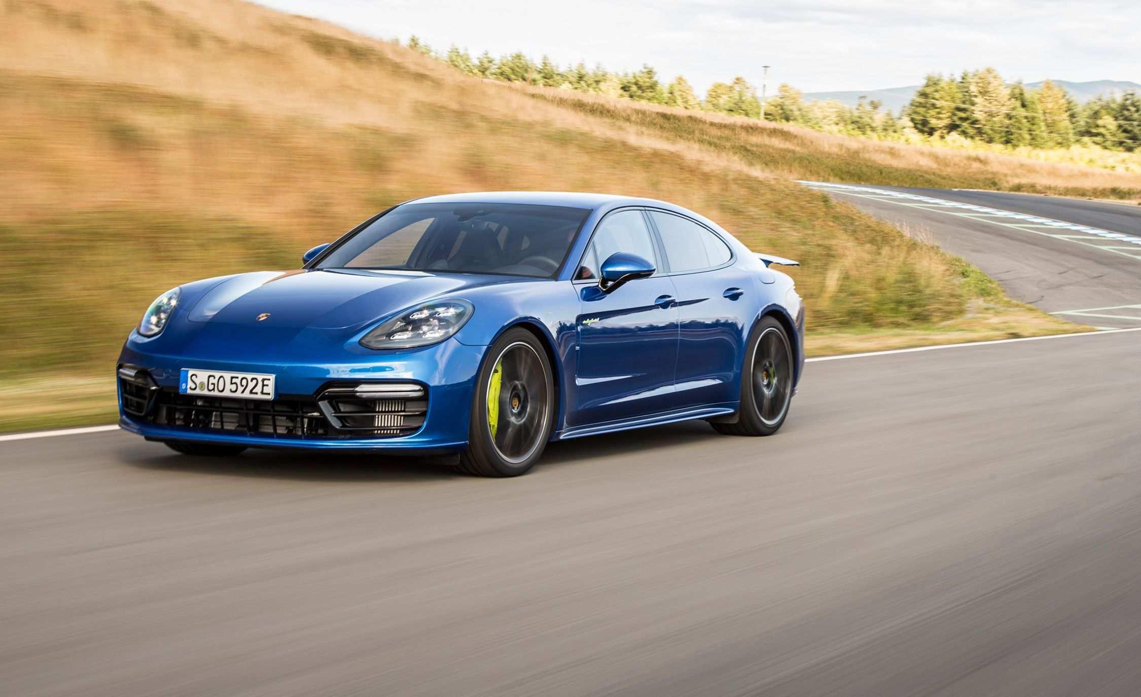 44 All New 2019 Porsche Panamera Hybrid Model for 2019 Porsche Panamera Hybrid